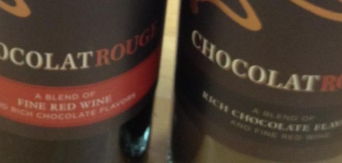 Chocolate Wine – the Perfect Pair!