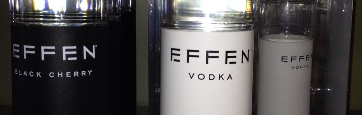 EFFEN VODKA & EFFEN BLACK CHERRY VODKA