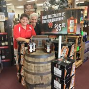 It's here!!!! Our JIM BEAM SINGLE BARREL has arrived!